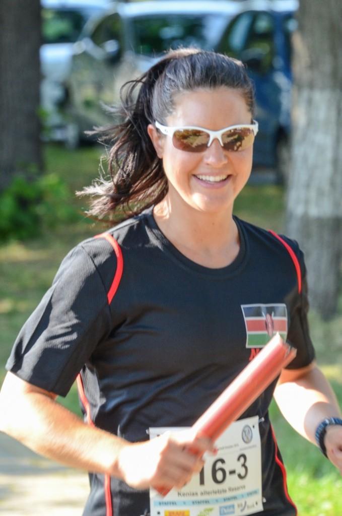 Nadine Schmidt Deutsche Zollmeisterin Halbmarathon 2015 (11. DZM Dresden 2015)