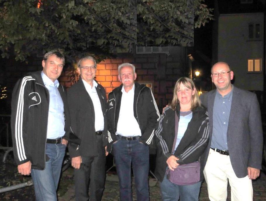Gesprächsrunde mit dem BDZ am 14. September 2015