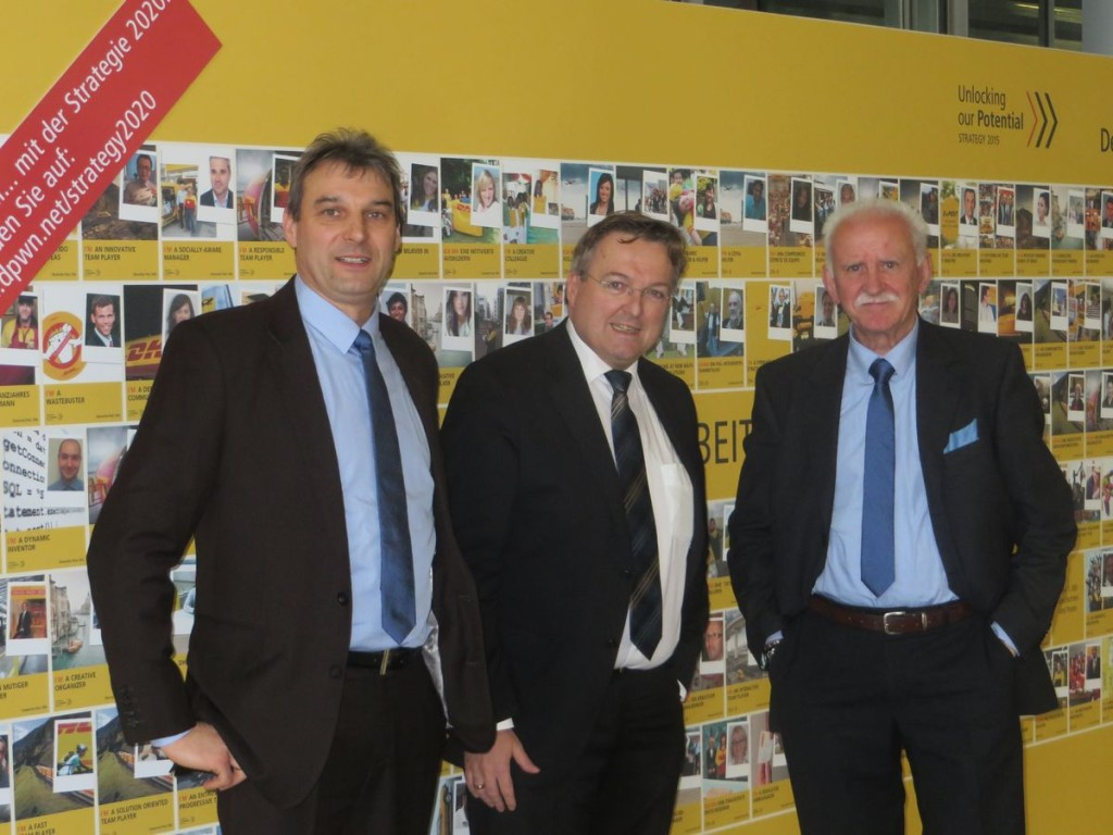 Partner Deutsche Post DHL Group
