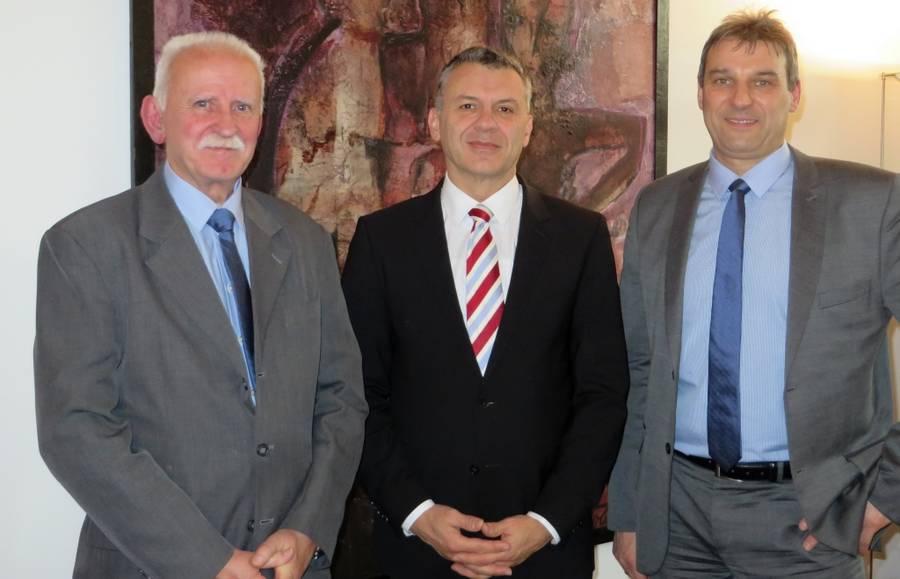 Karl Heinz Speicher, Werner Gatzer, Jörg Bloy