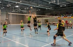 Entwicklung Volleyball 2