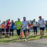 Die Entwicklung des Nordic Walking bei der Deutschen Zollmeisterschaft