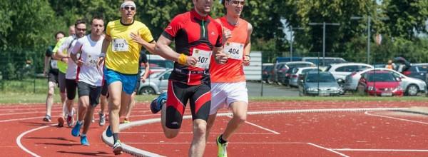 Die Entwicklung des 1.500-Meter-Laufs bei der Deutschen Zollmeisterschaft