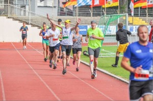 Halbmarathon_Zieleinlauf