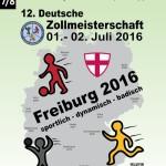 Das BDZ magazin berichtet über die 12. DZM in Freiburg 2016