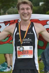 Kim Abel: Streckenrekordinhaber über 10 km