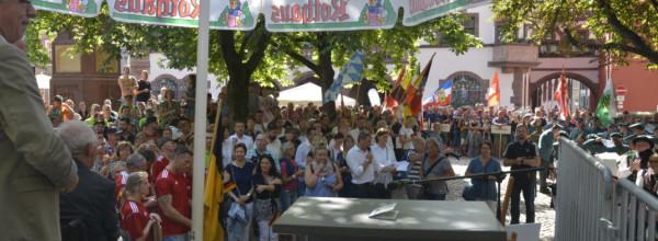 Bilder der 12. Deutschen Zollmeisterschaft online