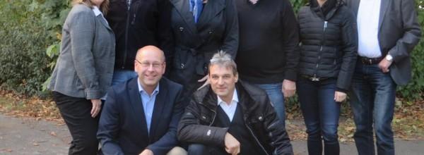 Der neue Vorstand der Deutschen Zollsporthilfe e.V.