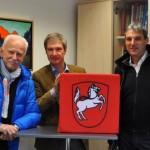 Besuch beim 1. Bürgermeister Markt Oberstdorf