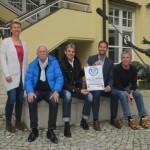 Besuch beim 1. Bürgermeister der Stadt Sonthofen