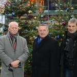Treffen mit unserem Hauptpartner Deutsche Post DHL Group