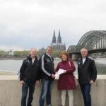 Monika Lucht-Kirchner - Neues persönliches Mitglied