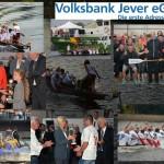 Volksbank Jever eG: Patronat für die Disziplin Drachenbootrennen