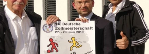 Große Unterstützung durch das HZA Koblenz