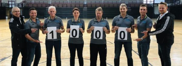 1.000 Mitglieder sind unser nächstes Ziel