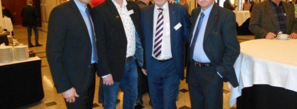 Austausch mit Ehrenmitglied Klaus Leprich