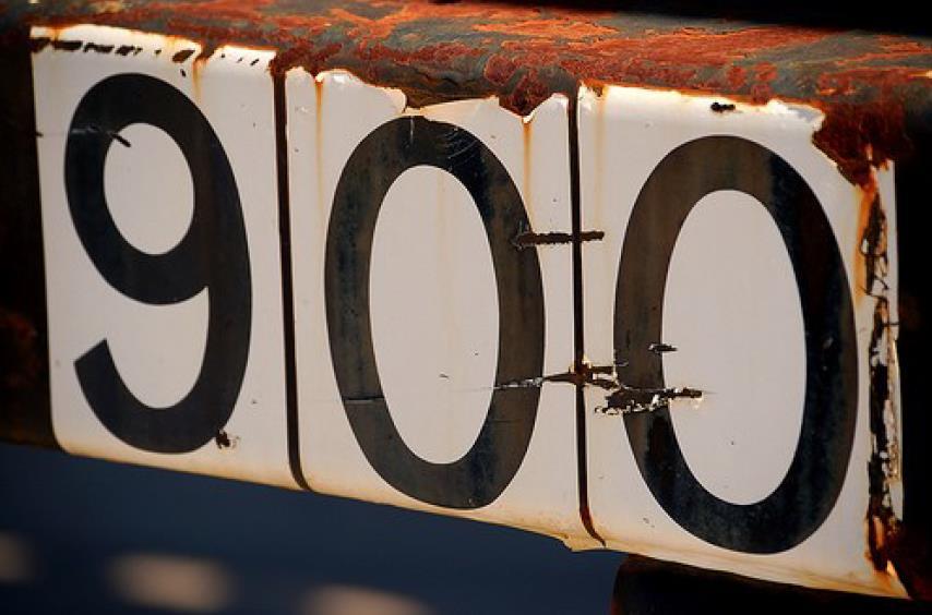 Geschafft!! 900 Mitglieder