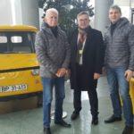 Besuch beim Partner DHL Deutsche Post Group