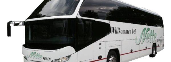 Shuttlebus zur Meisterfeier