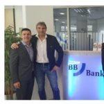 Besuch bei der BBBank