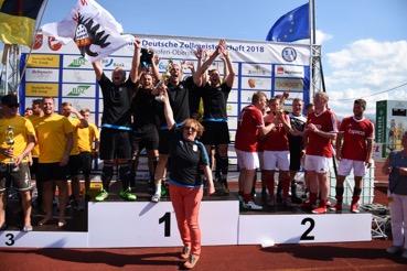 Zwei Plätze für Fußball U40 bei der DZM Koblenz frei geworden