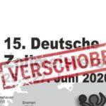 DZM 2020 wird verschoben