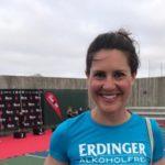 Topathletin Nadine Schmidt Quali Hawaii